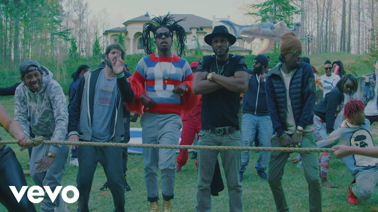 Trinidad James – Just A Lil Thick (Ft. Mystikal & Lil Dicky) (Video)