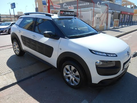 See video Citroen C4 CACTUS 1.2VTi PURETECH FEEL