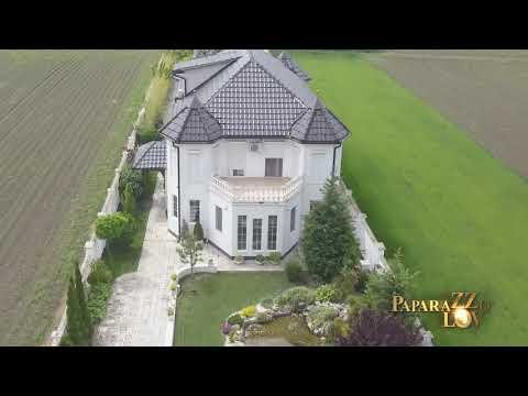 Kuća i imanje Seke Aleksić iz drona