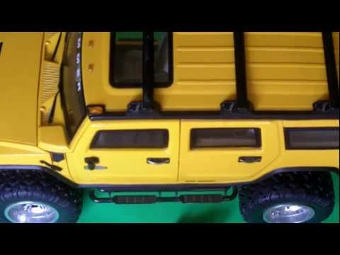 Hummer Toy Car Review