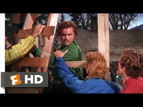 Seven Brides for Seven Brothers (6/10) Movie CLIP - Barn Raising (1954) HD