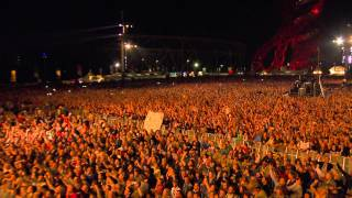 Foo Fighters Invictus Games Closing Concert 2014