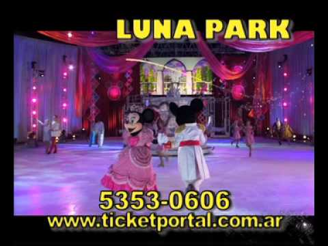 Disney on Ice – Luna Park – Citi Argentina