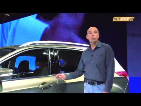 Ford  ММАС-2012. Новое поколение Ford Kuga