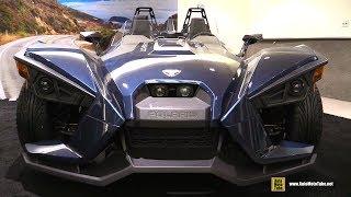 3. 2019 Polaris Slingshot SL - Walkaround - 2018 LA Auto Show