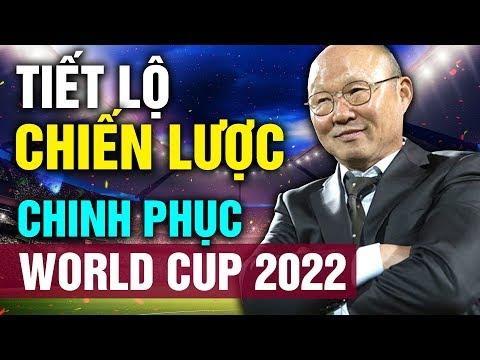 Thầy Park Hang-seo Vạch Ra Chiến Lược Cho Tuyển Việt Nam Để Chinh Phục Giấc Mơ World Cup 2022 - Thời lượng: 10 phút.