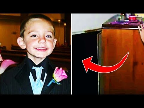 He Went Missing For 2 Years, Then Parents Look Behind The Dresser.