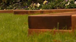 How to Create Wooden Garden Borders