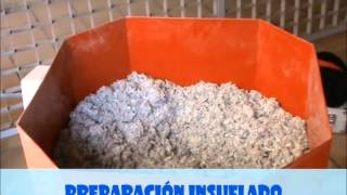 Celulosa insuflada en Fachadas
