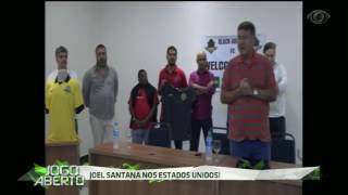 O técnico Joel Santana irá atuar na quinta divisão do futebol norte-americano.