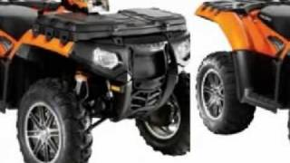 8. 2011 POLARIS SPORTSMAN Council Bluffs, IA PA7395