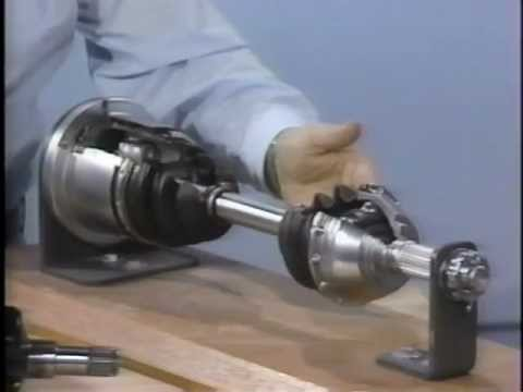 Buick – Drive Axles & Constant Velocity Joints (1988)