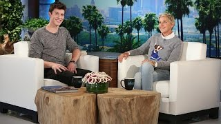 Shawn Mendes Talks Tattoos, Touring, and Making Memories Video