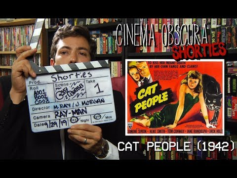 Cat People (1942) - A Cinema Obscura SHORTIE™ Review
