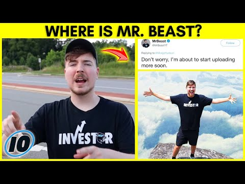 The Real Reason Mr. Beast Hasn't Been Uploading