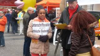 Petition Campaign Against Ethnic Cleansing In Ethiopia April7-27/2013