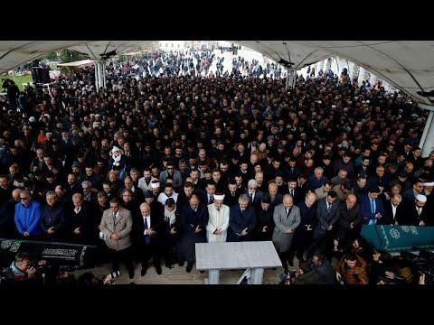 Τουρκία: Συμβολική τελετή για τον δολοφονημένο δημοσιογράφο Τζαμάλ Κασόγκι…