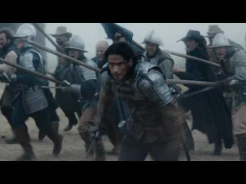 Into the Spanish battlefield - The Musketeers: Series 3 Episode 1 Preview - BBC One