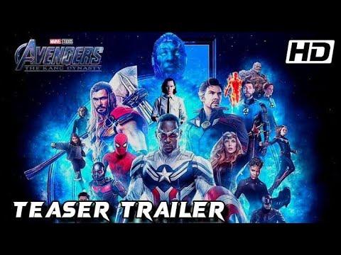 Avengers 5: Reassemble Official Trailer |Marvel Upcoming Latest Superhero Movie Trailer