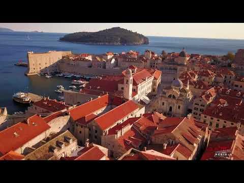 Dubrovnik Landing-iDrone Aerials GWA