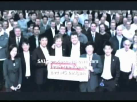 SAIC Info Commercial