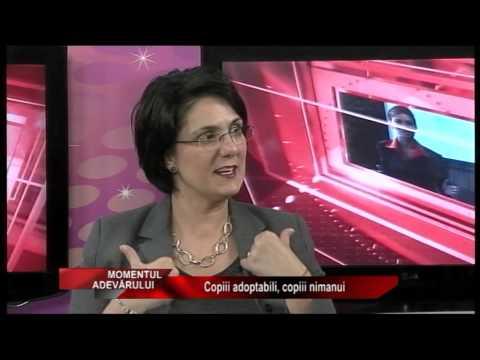 Emisiunea Momentul Adevărului – Mihaela Șindilă și Raluca Simionescu – DGASPC – 11 martie 2015