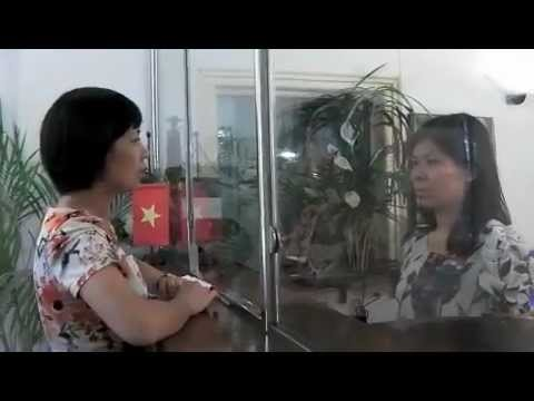 How to apply for a visa at the Italian Embassy (Vietnamese)