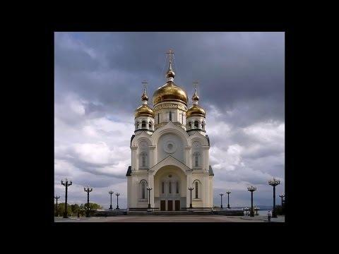 Самые высокие православные храмы / The highest Orthodox churches
