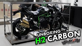 Video UNBOXING H2 CARBON ! HANYA 1 DI INDONESIA 72/120 MP3, 3GP, MP4, WEBM, AVI, FLV Juni 2018