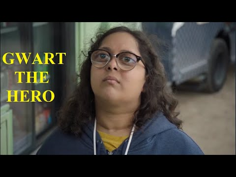 Gwart the Hero - Silicon Valley S6Ep6
