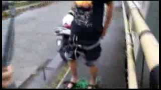 Video Curup Bungee Jumping (Jembatan Simpang Nangka) MP3, 3GP, MP4, WEBM, AVI, FLV Desember 2017