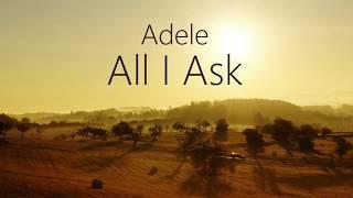 Descargar MP3 All I Ask