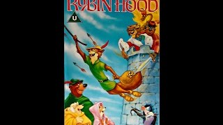 Video Digitized opening to Robin Hood (UK VHS -  version 2) MP3, 3GP, MP4, WEBM, AVI, FLV Oktober 2018