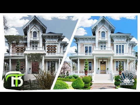 FLIPPING MANSIONS LIVE | House Flipper #9