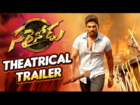 Sarrainodu Movie Picture