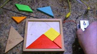 New Tangram Box Escape Room Prop! Demo + How It Works!