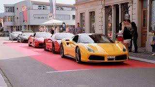Ferrari Treffen Aarberg 2015