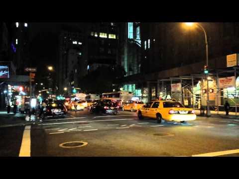 Samsung Galaxy S4 Nighttime Sample Video