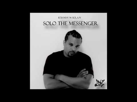 """SO GONE - Solo The Messenger - Album """"YES I AM"""" Coming Soon"""
