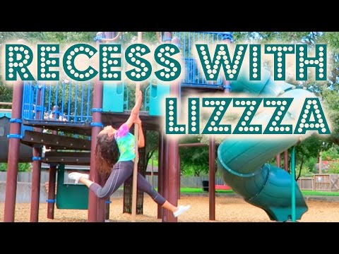 RECESS WITH LIZZZA / Playground Memories | Lizzza (видео)