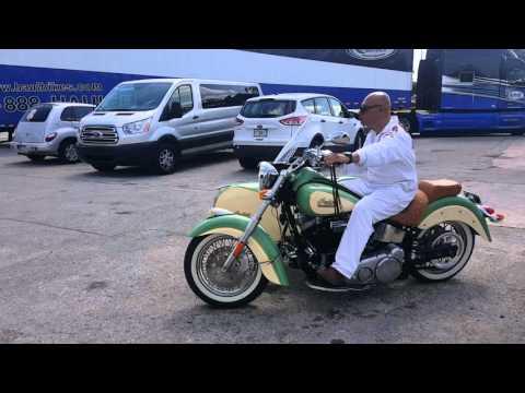 Indian motorcycle Reverse