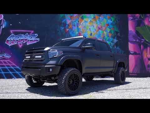 MC Customs | Toyota Tundra