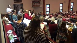 11/18/2018 Adult Choir
