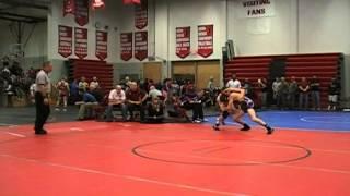 Austin Repp Pacific vs Ben Richner Warrensburg 170 lbs Part II