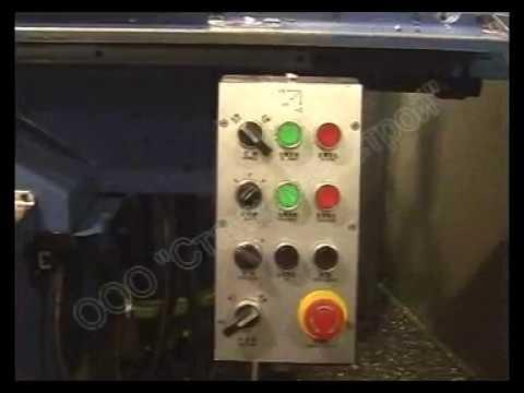 ертикально-фрезерный станок FX5045