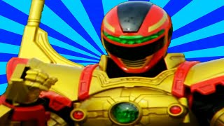 Video Power Rangers - All Red Ranger Battlizer Transformations and Finishers | In Space to Ninja Steel MP3, 3GP, MP4, WEBM, AVI, FLV Juni 2019