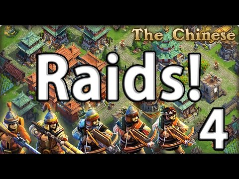 DomiNations – Raids #4 (Enlightenment Age)
