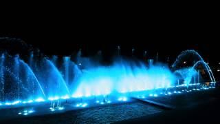 Syrtaki Fountain, Halkidiki