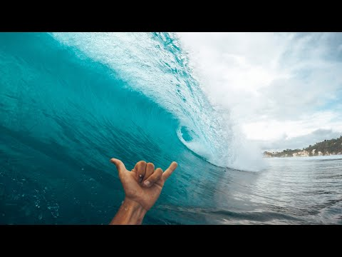 Surf Trip In Bali - Indonesia Paradise (HD)
