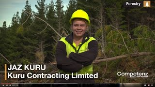How to become Forestry worker - Jaz Kuru